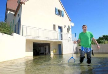 assainissement relevage eaux inondable maison