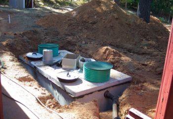 Assainissement relevage eau station fosse septique 4
