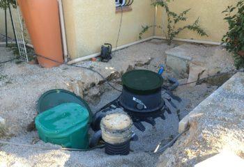 Assainissement relevage eau station fosse septique 5