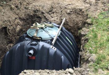 Assainissement relevage eau station fosse septique 7